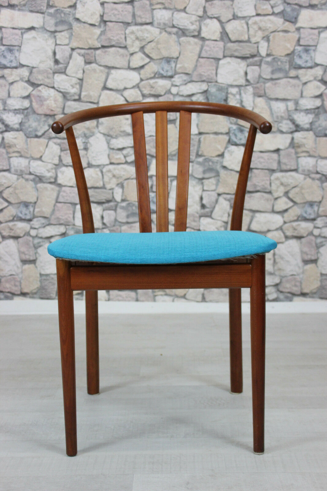 60er teak stuhl armlehnstuhl danish design 60s chair arm for Stuhl design 60er