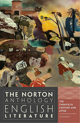 norton anthology of english literature pdf