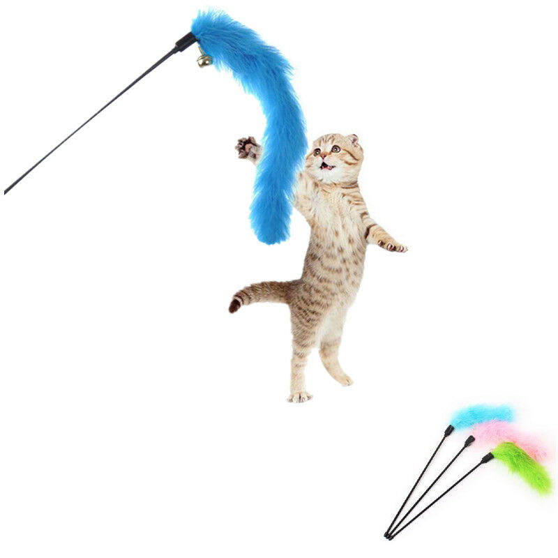 Cat Toy With Clear Wire