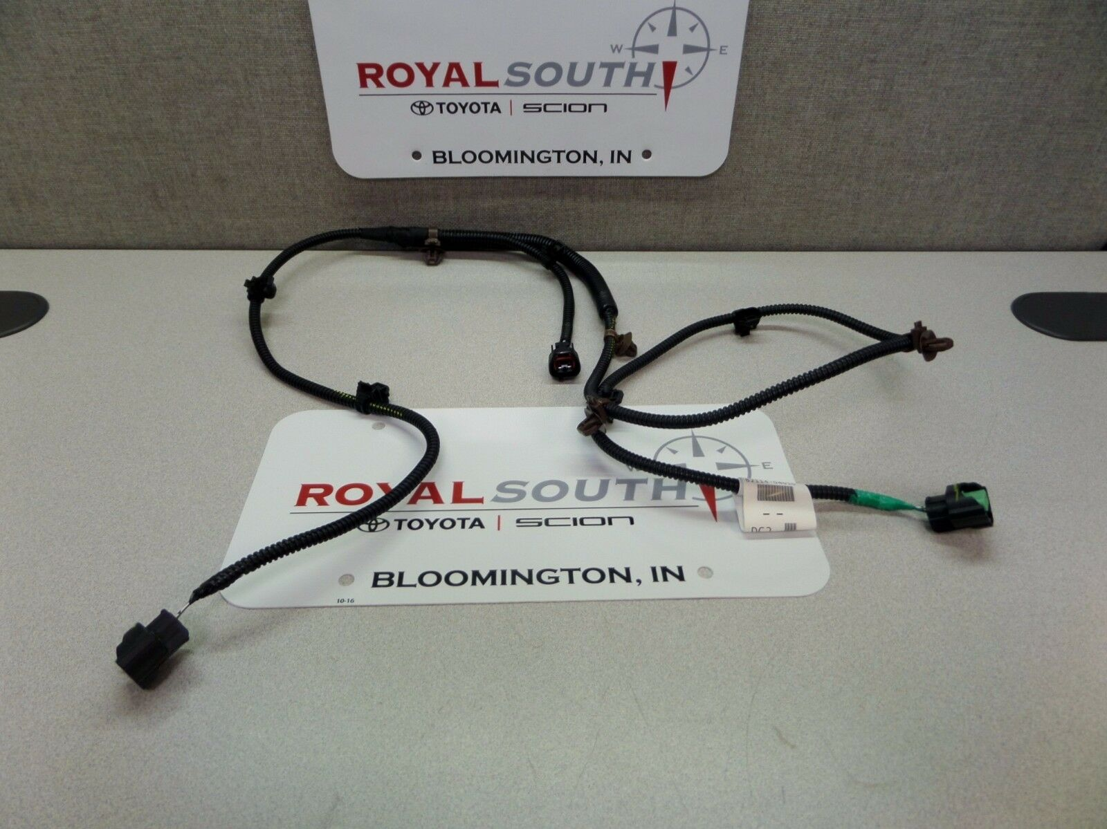 Toyota Tacoma 2016 2017 Fog Lamp Wire Harness Genuine Oem Oe 1 Of 4 See More