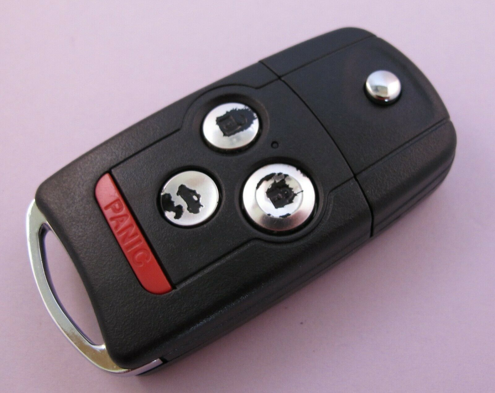 OEM ACURA TL TSX Cut Keyless Entry Flip Key Remote Transmitter - Acura tl key fob