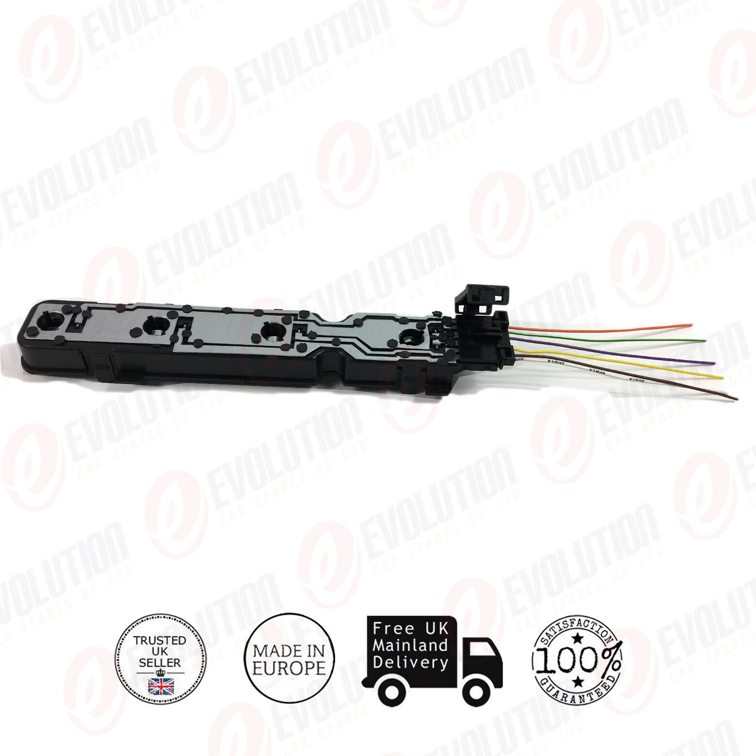 Wiring A Lamp Holder Uk Trusted Diagram Ford Transit Tail Light Mk7 Rear Bulb Loom Connector Diy
