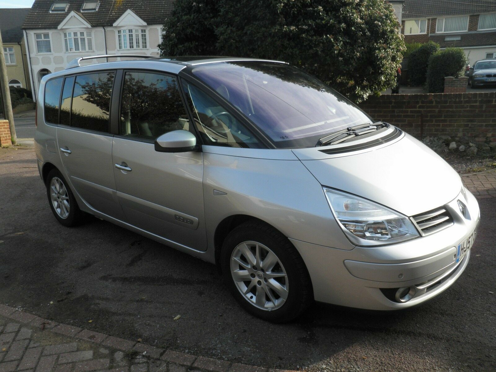 2007 57 renault espace dynamique 2 0 one owner full service history 1. Black Bedroom Furniture Sets. Home Design Ideas