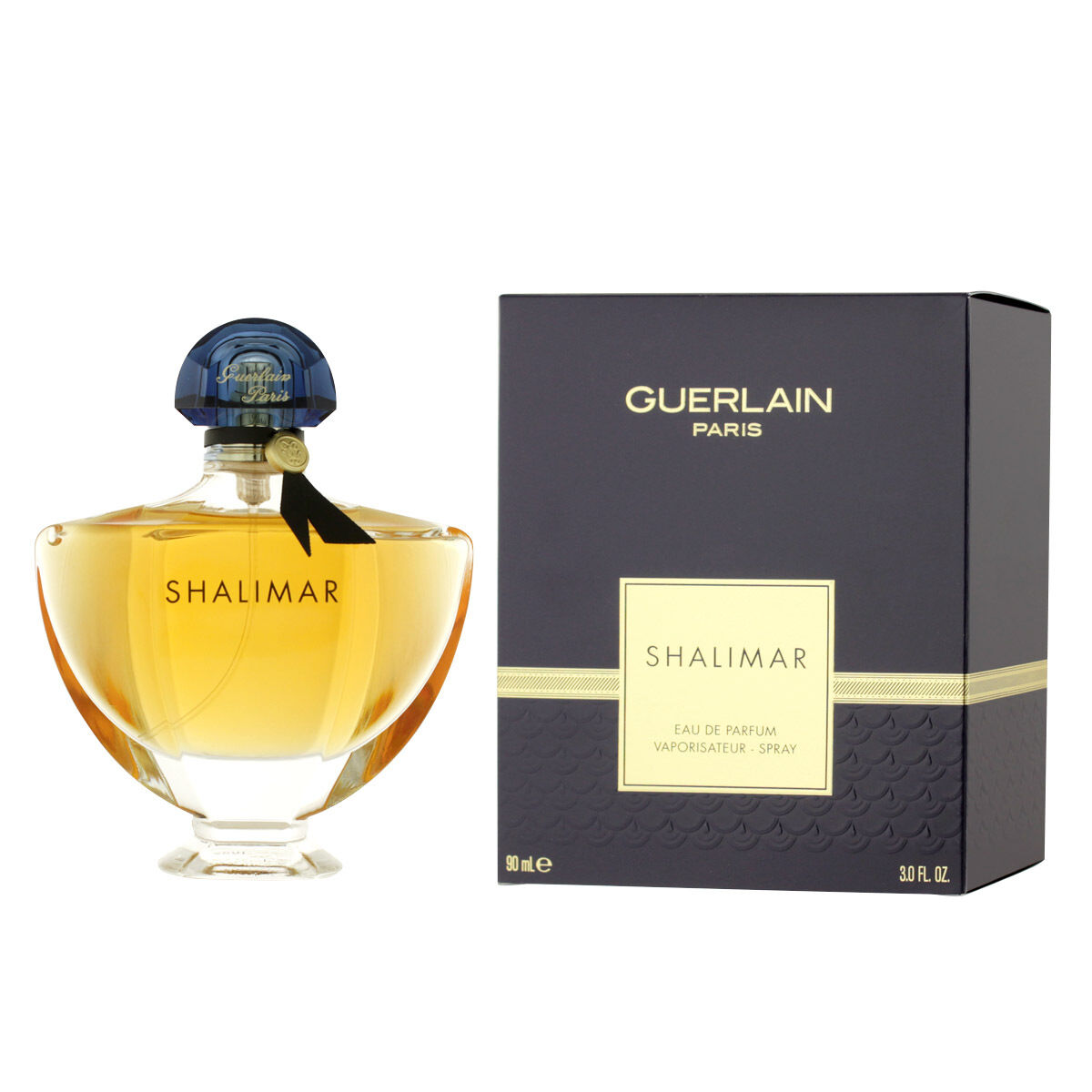 guerlain shalimar eau de parfum 90 ml woman eur 65 95. Black Bedroom Furniture Sets. Home Design Ideas