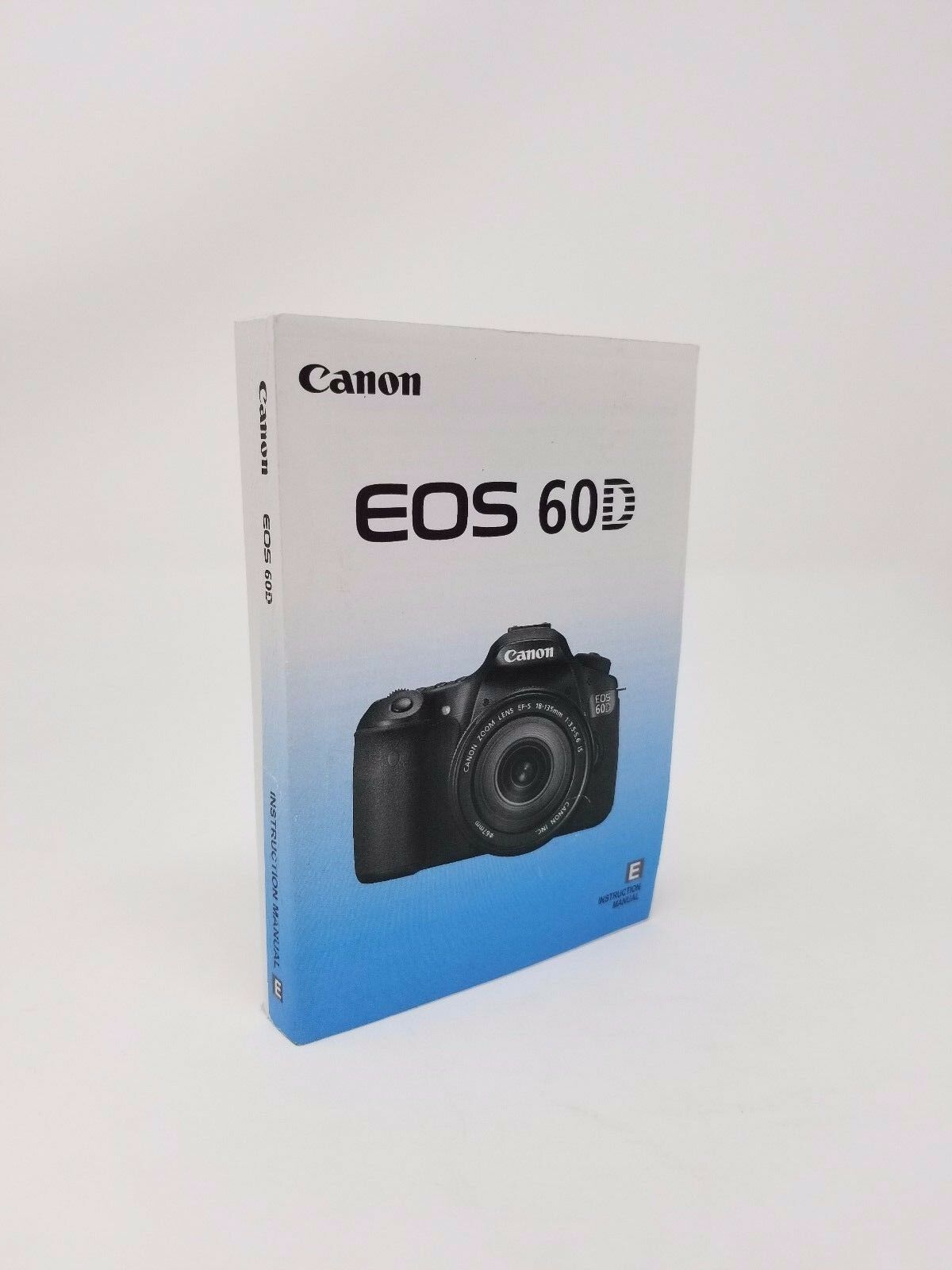Canon EOS 60D Instruction Owners Manual Book NEW 1 of 2 See More