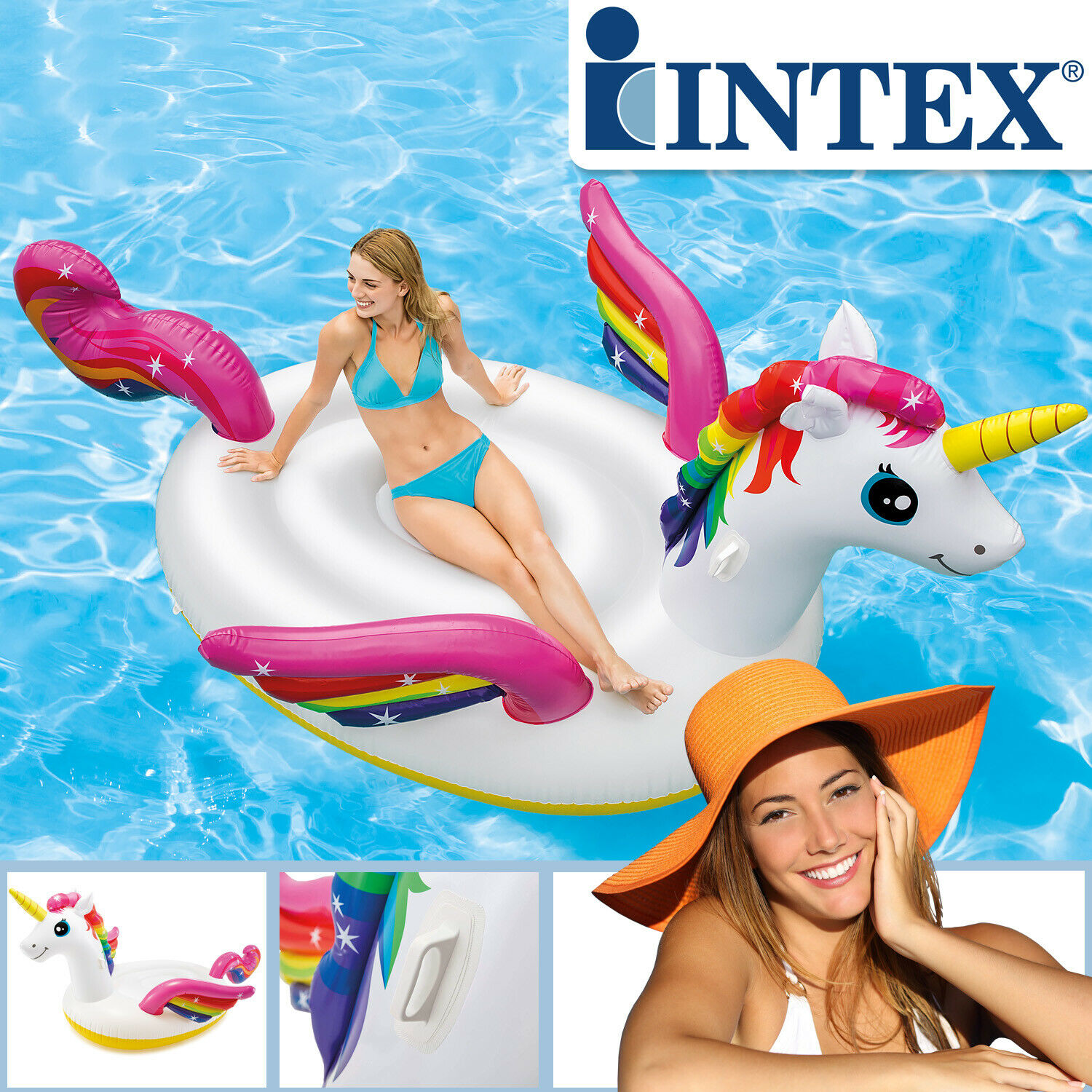 Intex Sessel Pool