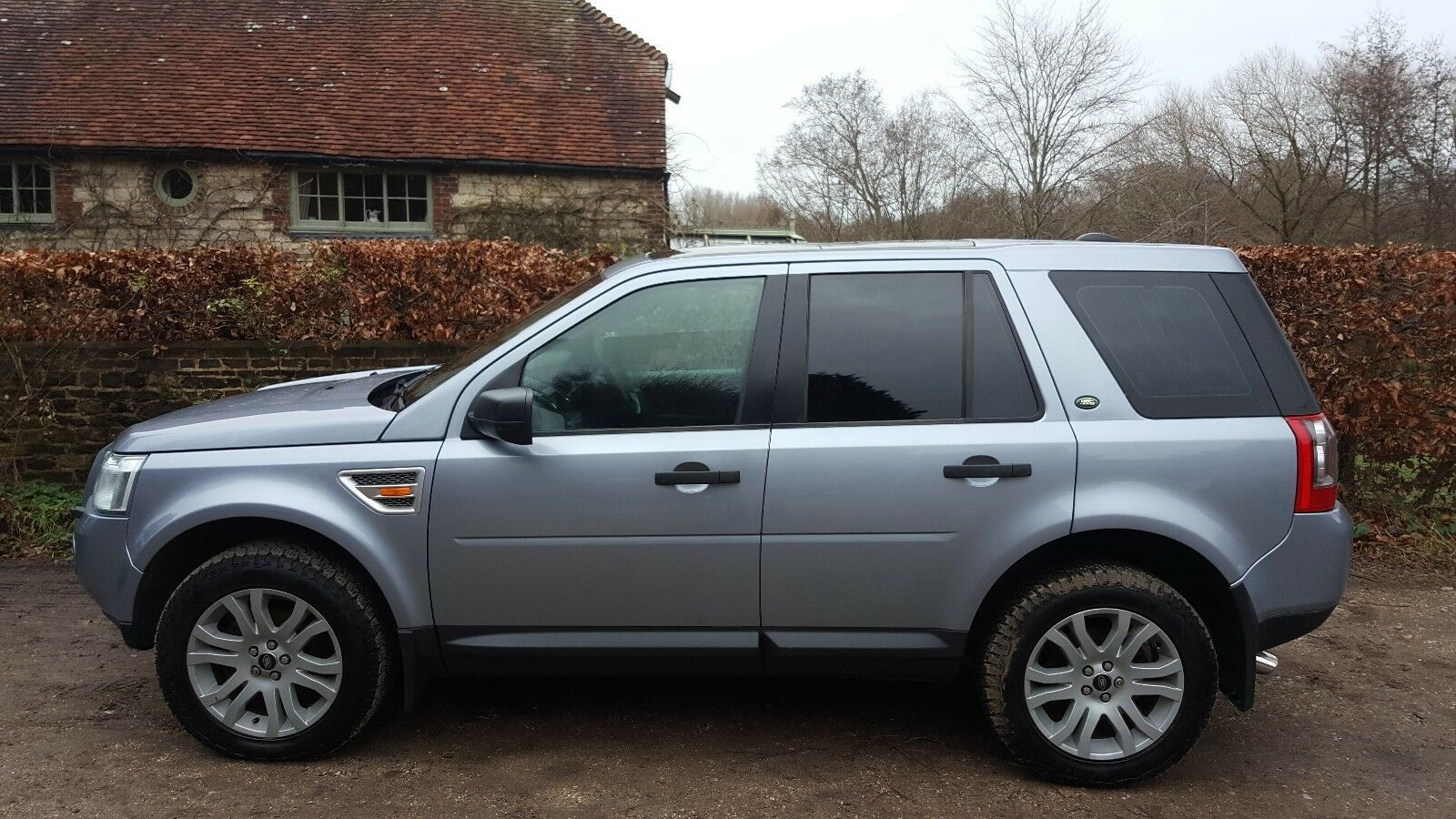 2007 land rover freelander 2 td4 2 2 diesel hse auto with. Black Bedroom Furniture Sets. Home Design Ideas