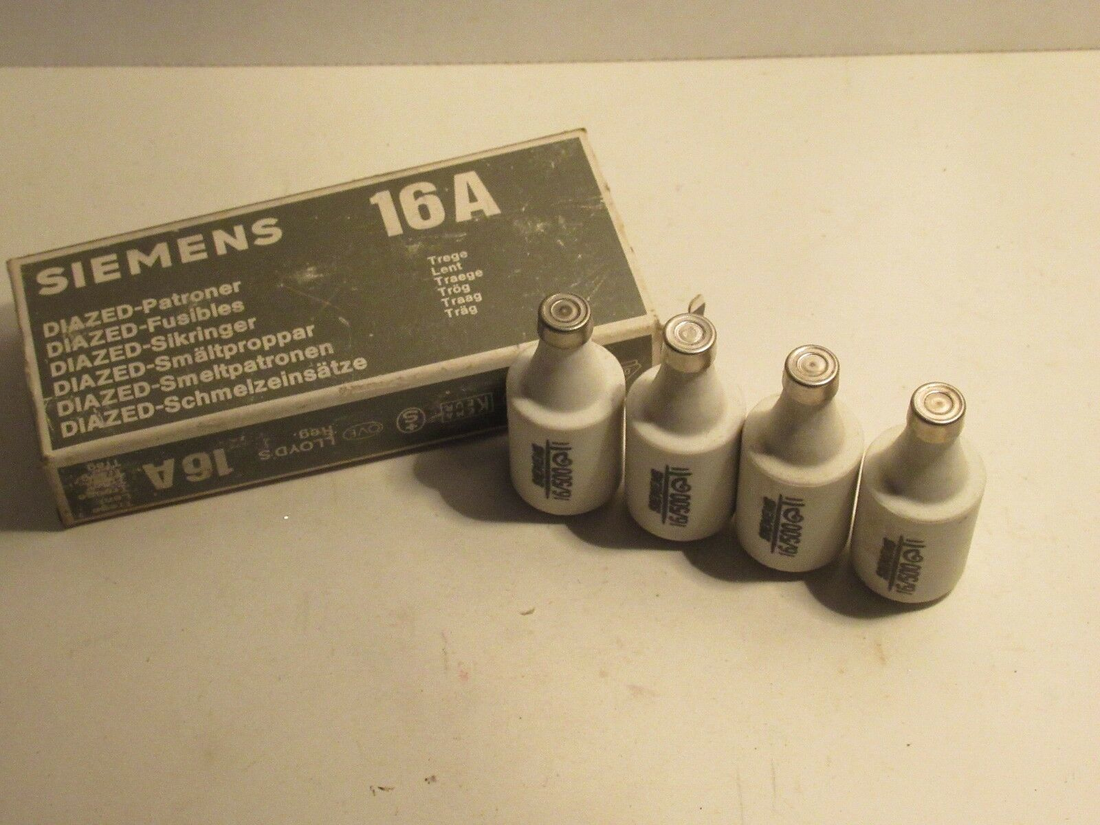 Siemens Oven Fuse Box Schematic Diagrams Of 4 16 500 5st 5sb2 916 1 16a 500v Bottle New