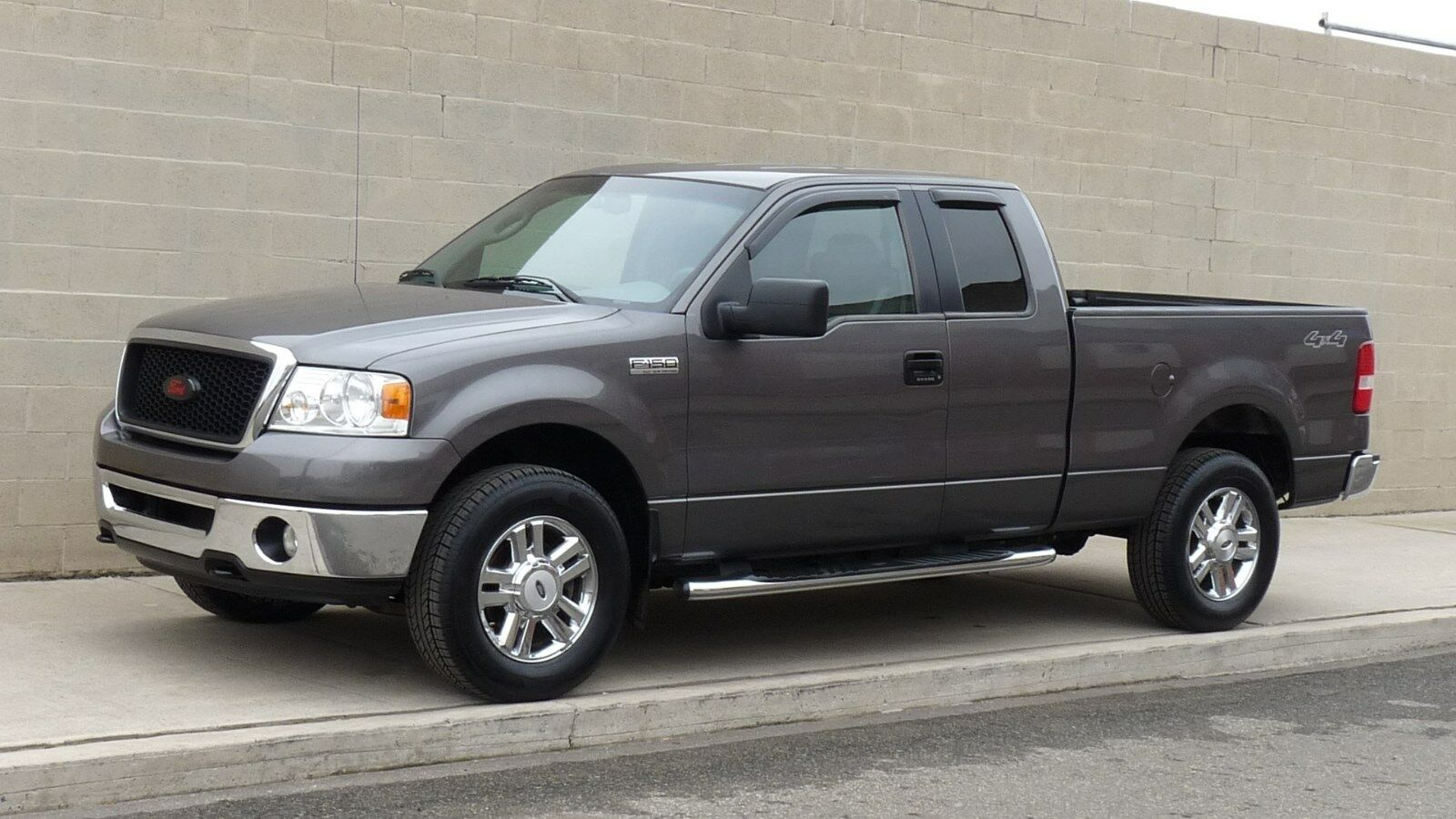 2006 Ford F 150 Xlt 4x4 1 Of 21free Shipping