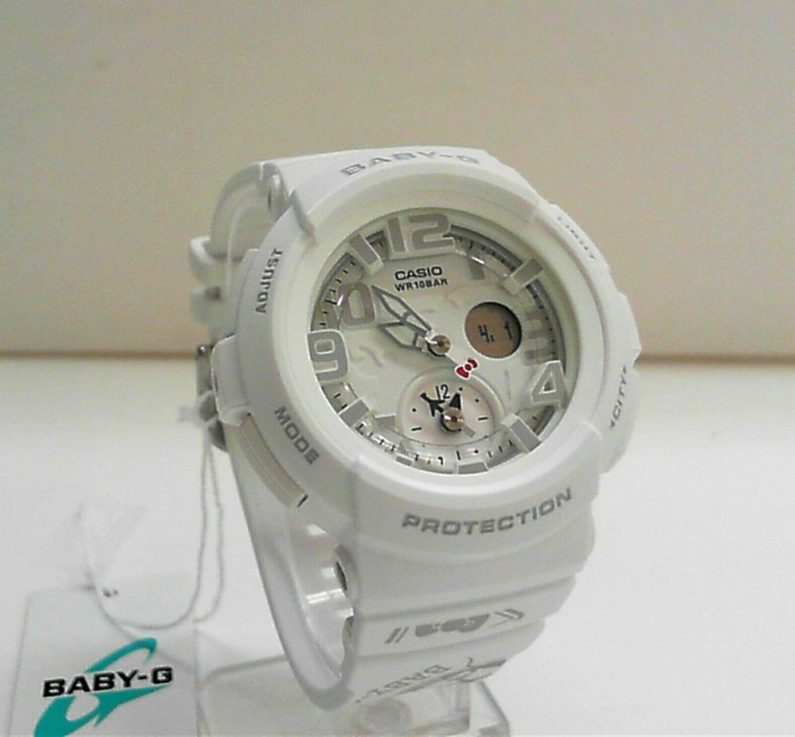 New Casio Ladies Baby G X Hello Kitty Limited Edition Watch Bga Babyg Bg 169r 4bdr 1 Of 9free Shipping