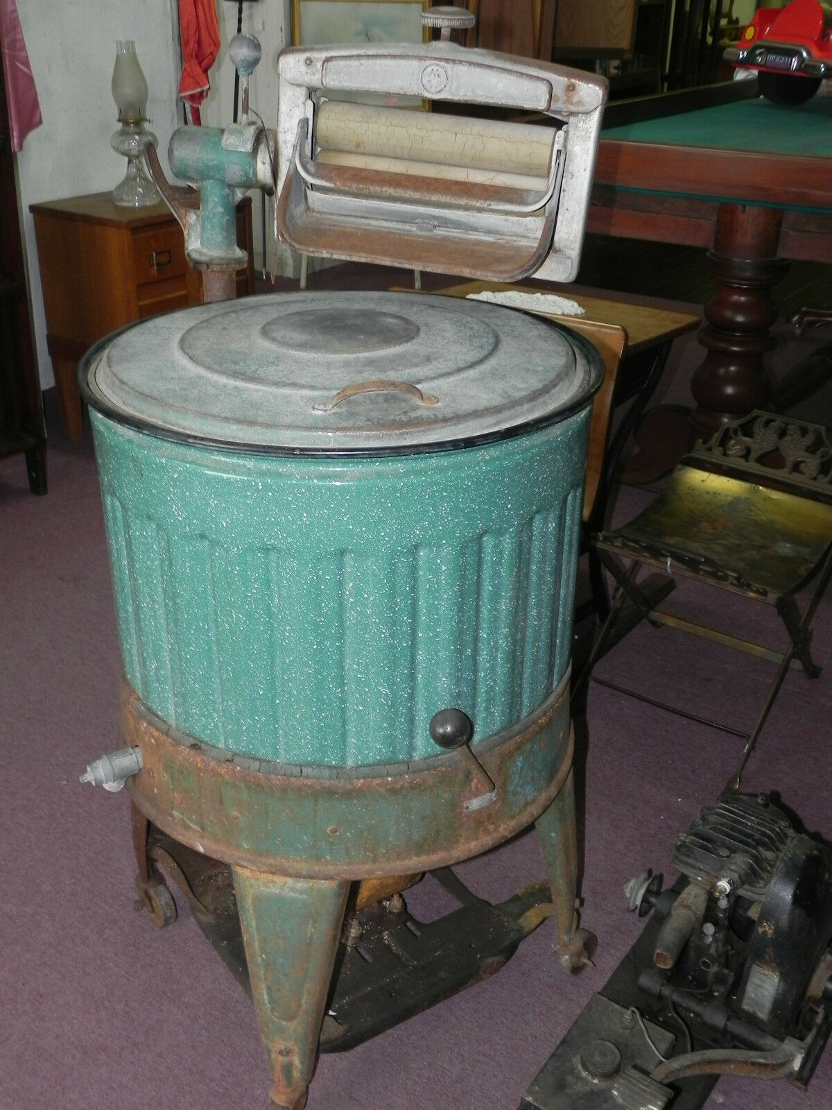 ringer washing machine
