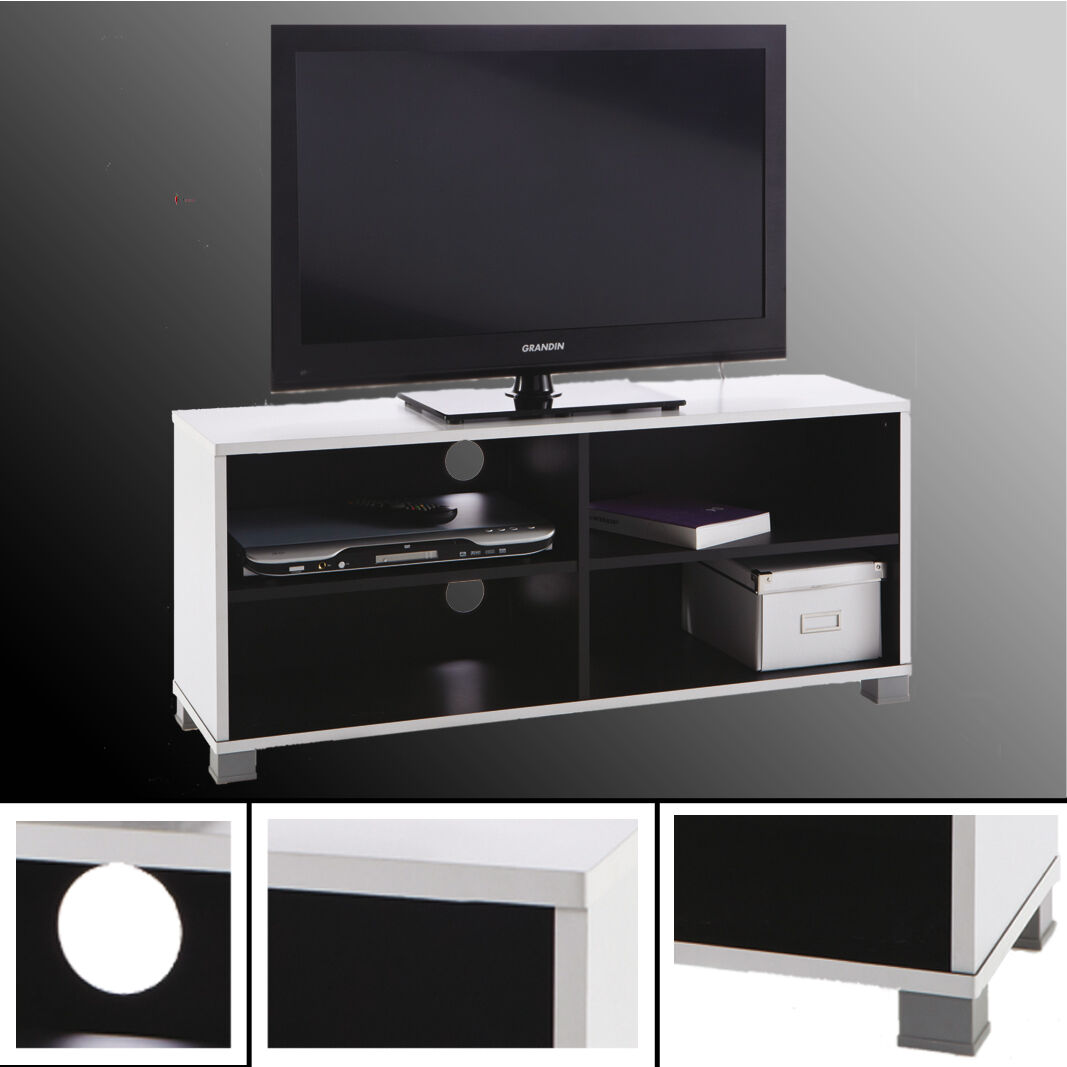 tv schrank weis hangend innenr ume und m bel ideen. Black Bedroom Furniture Sets. Home Design Ideas