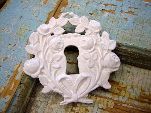 Shabby N Chic Antique  Keyhole  Furniture  Appliques