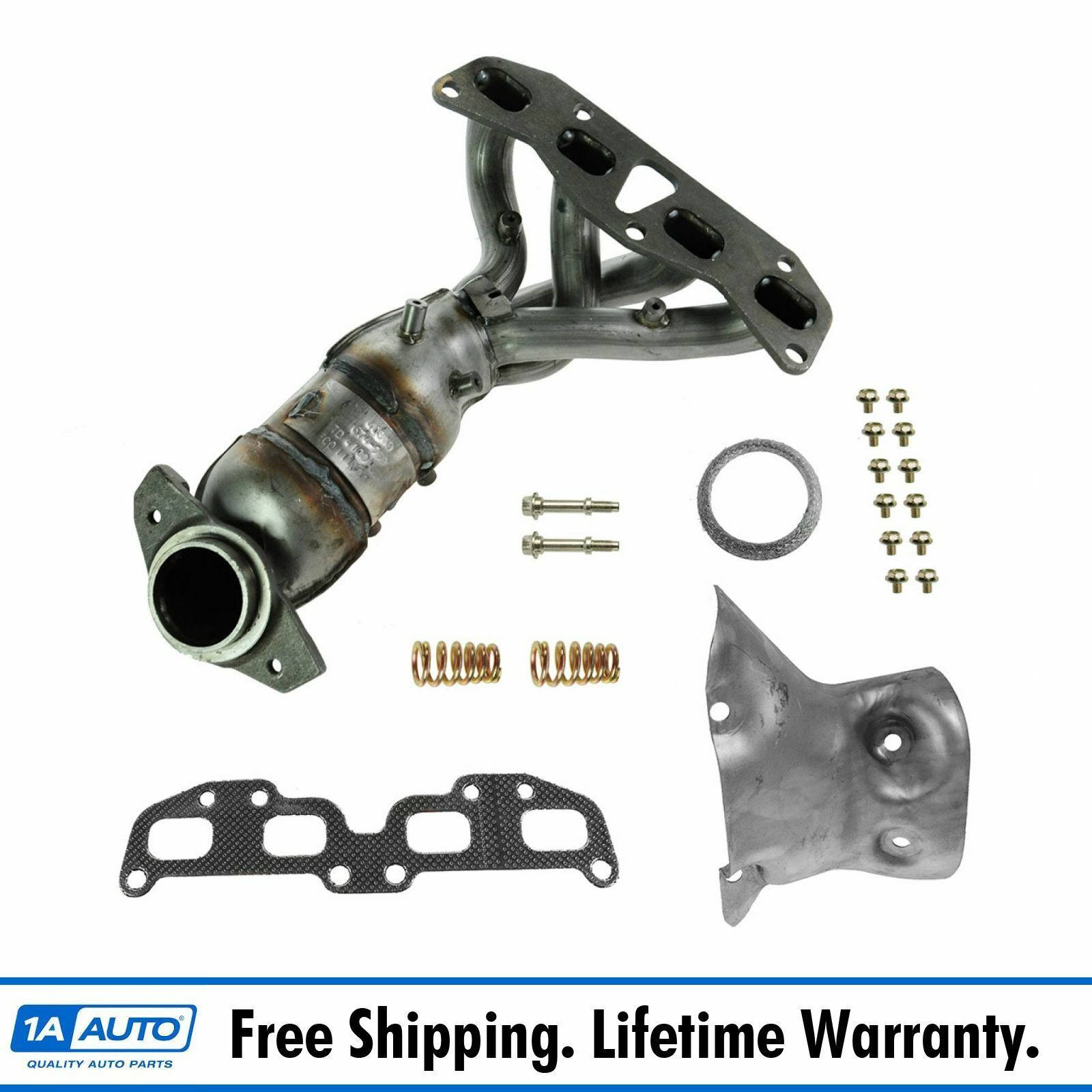 DORMAN 671 959 Exhaust Manifold Catalytic Converter For Nissan Altima  Sentra 2.5 1 Of 2Only 1 Available See More