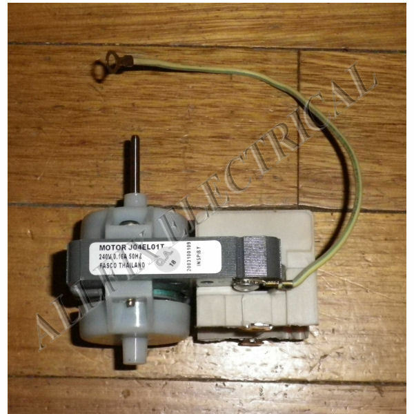 Genuine Early Westinghouse 15Watt Evaporator Fan Motor - Part # 757181