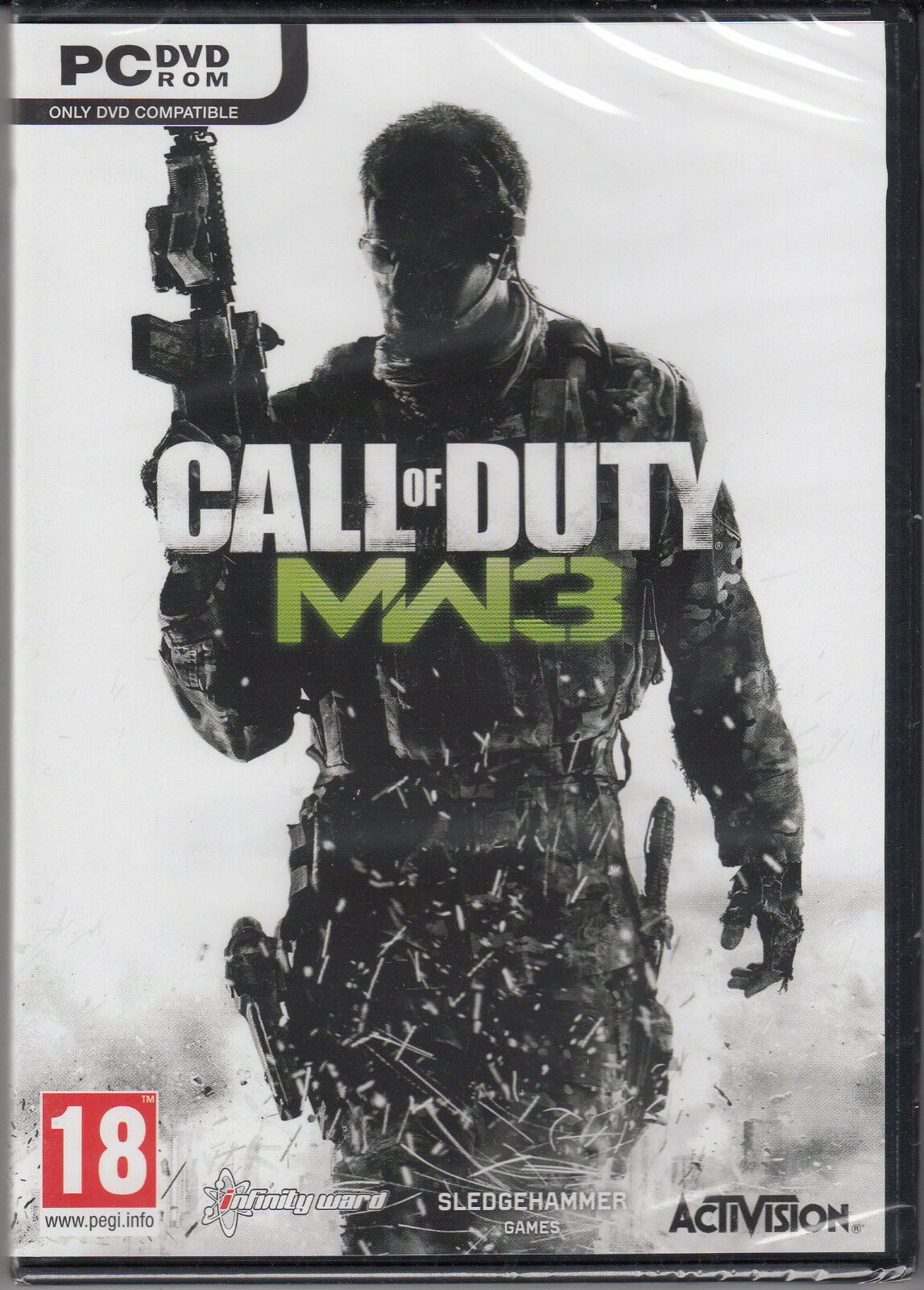 Call Of Duty Modern Warfare 3 Pc Brand New Sealed Cod Mw3 1999 Sony Playstation 4 Ps4 Limited Edition Non Dvd 1 2free Shipping
