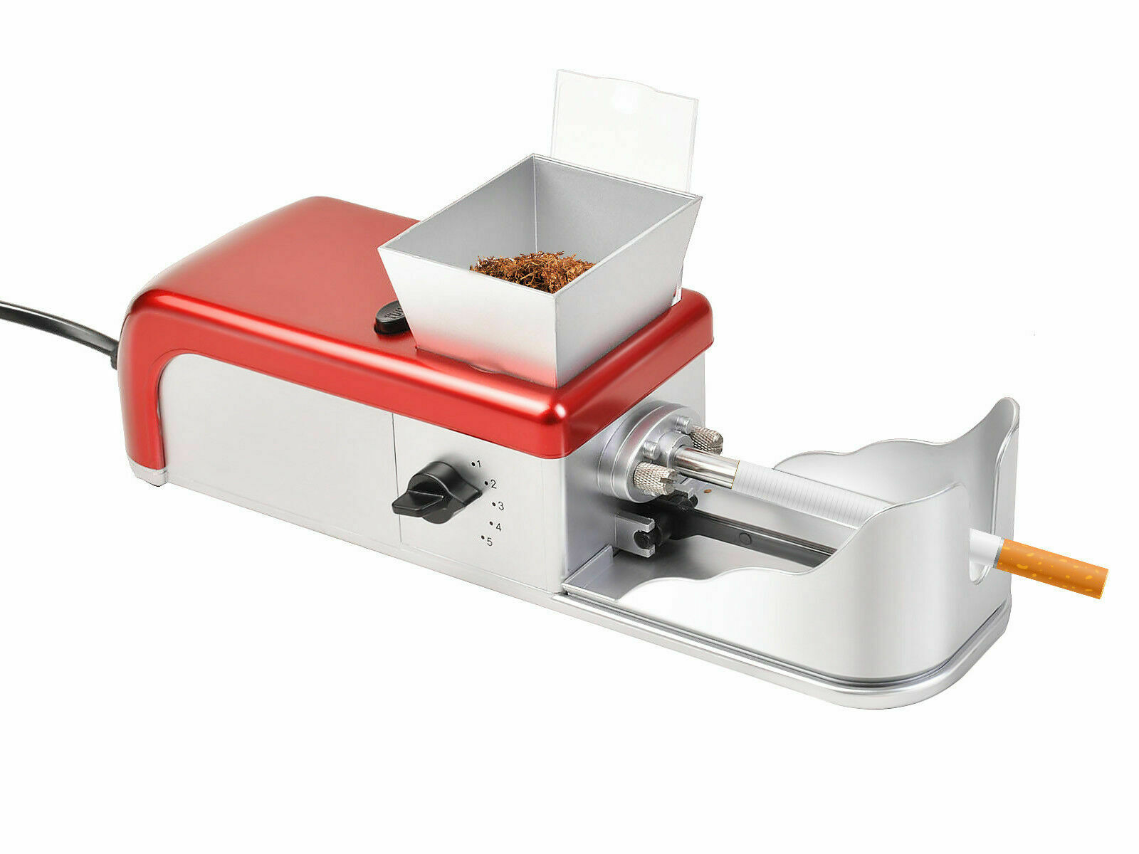 New Cigarette Rolling Machine Electric Automatic Tobacco