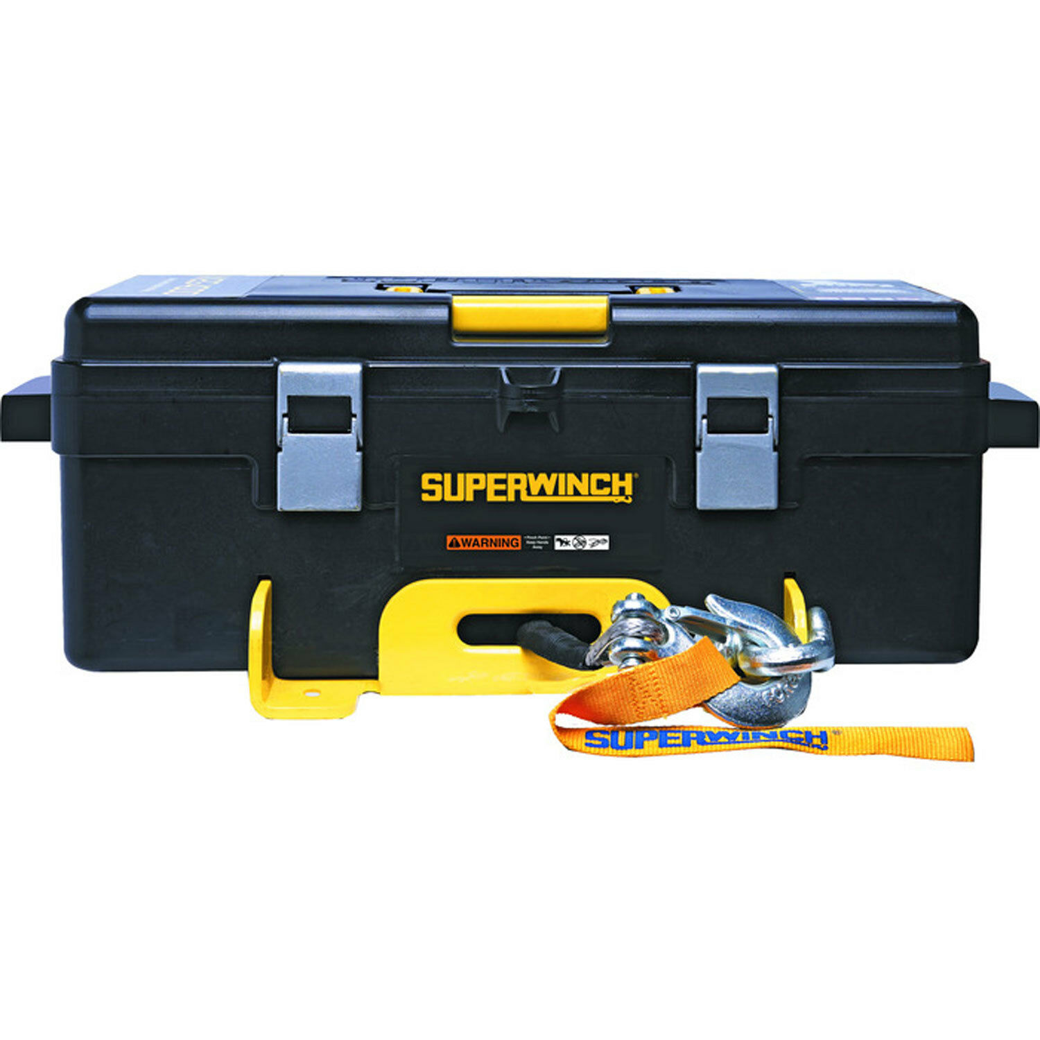 SUPERWINCH 1140222 Winch2Go Portable Winch 4000 lbs weight capacity ...