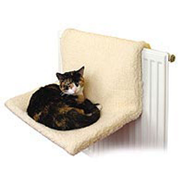 Dog Cat Pet Animal Kitten Puppy Radiator Warm Fleece Basket Cradle Bed Hammock