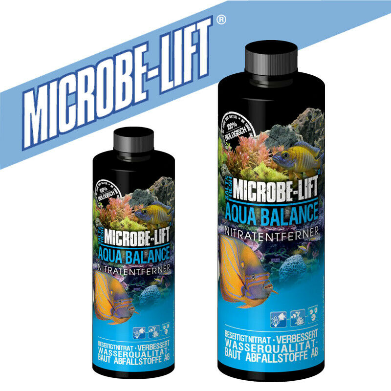 Microbe-Lift Aquarium Balancer Nitratentferner 473 mL