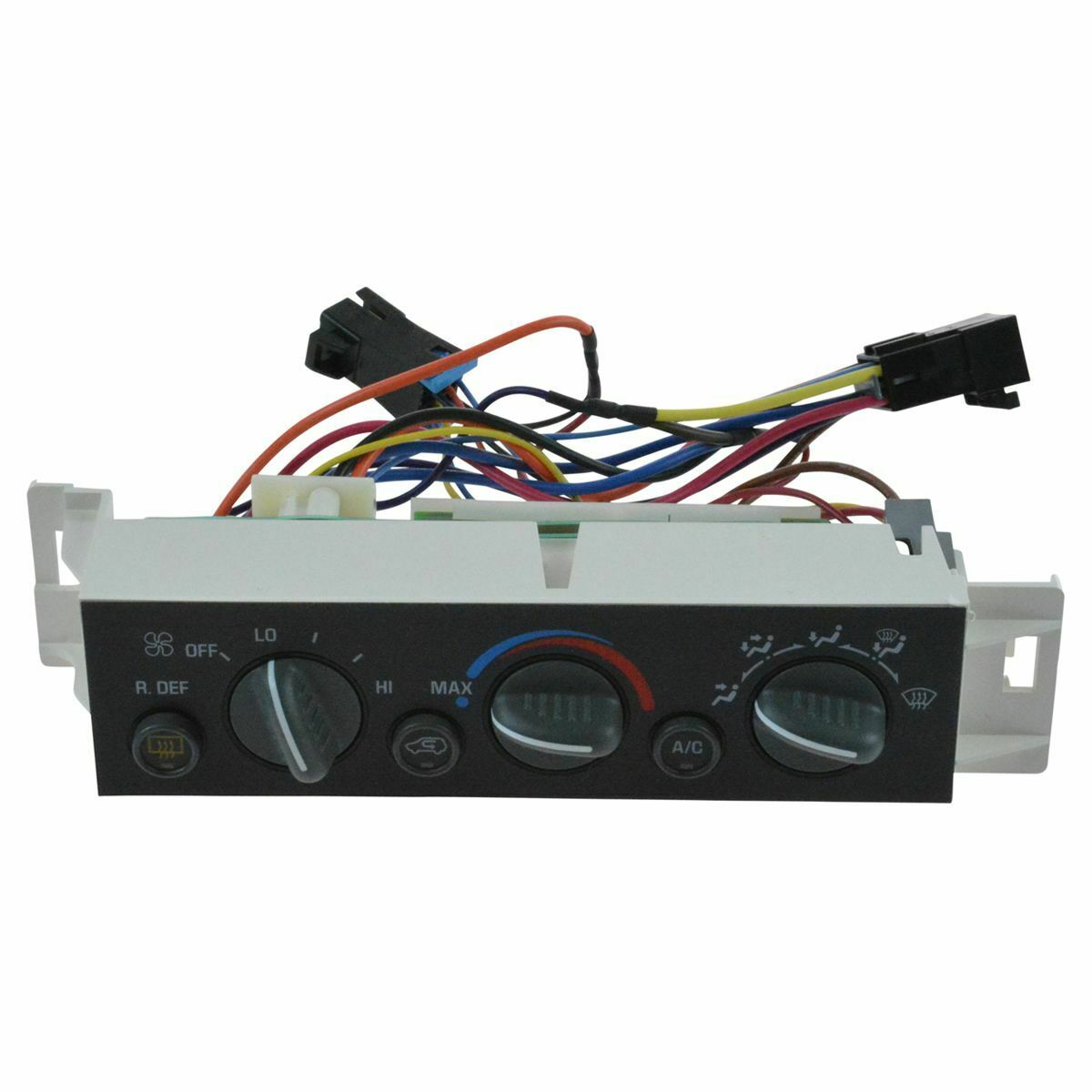 ac delco 15 72266 heater a c hvac control head for gm pickup truck  at 95 Chevy 1500 Ac Delco Hvac Wire Harness