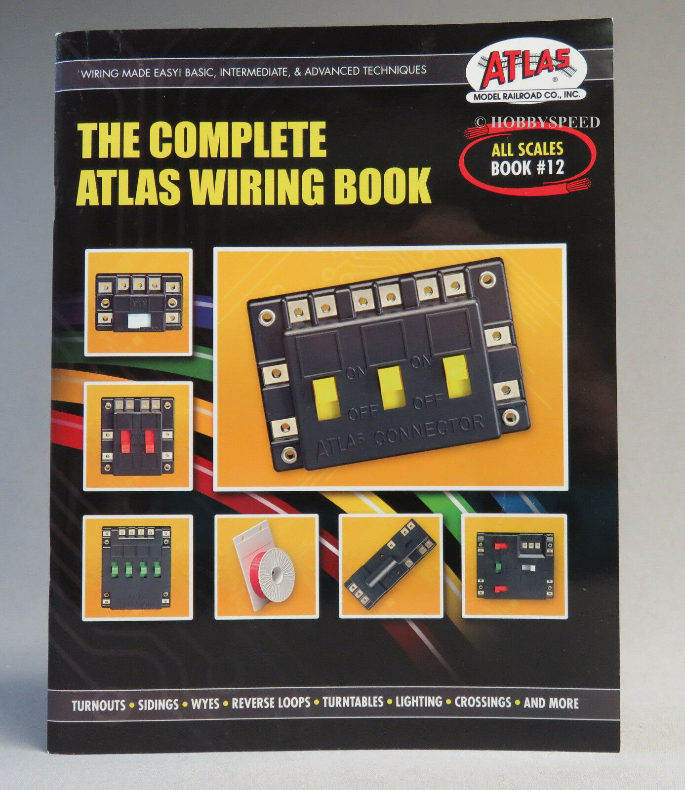 atlas the complete wiring book all scales train o ho n g gauge rh picclick com