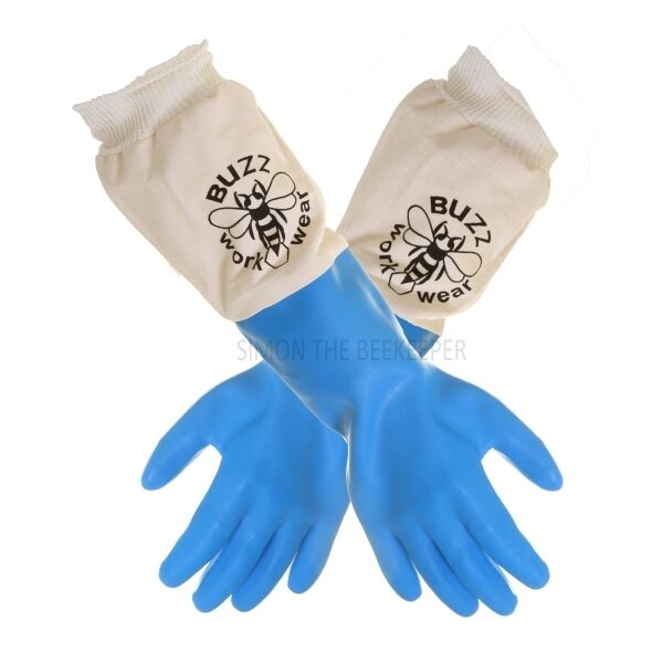 Beekeepers bee BUZZ LATEX GLOVES SMALL, Great quality, Best price
