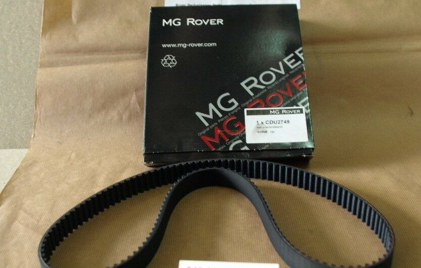 Genuine Mg Rover Metro Timing Belt Cdu2749 1245 Picclick Uk 1 Of 1only 4 Available