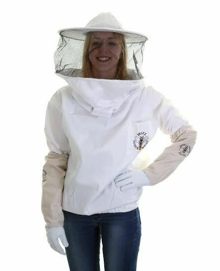 BUZZ Beekeepers bee Jacket / Tunic and Gloves: ALL SIZES