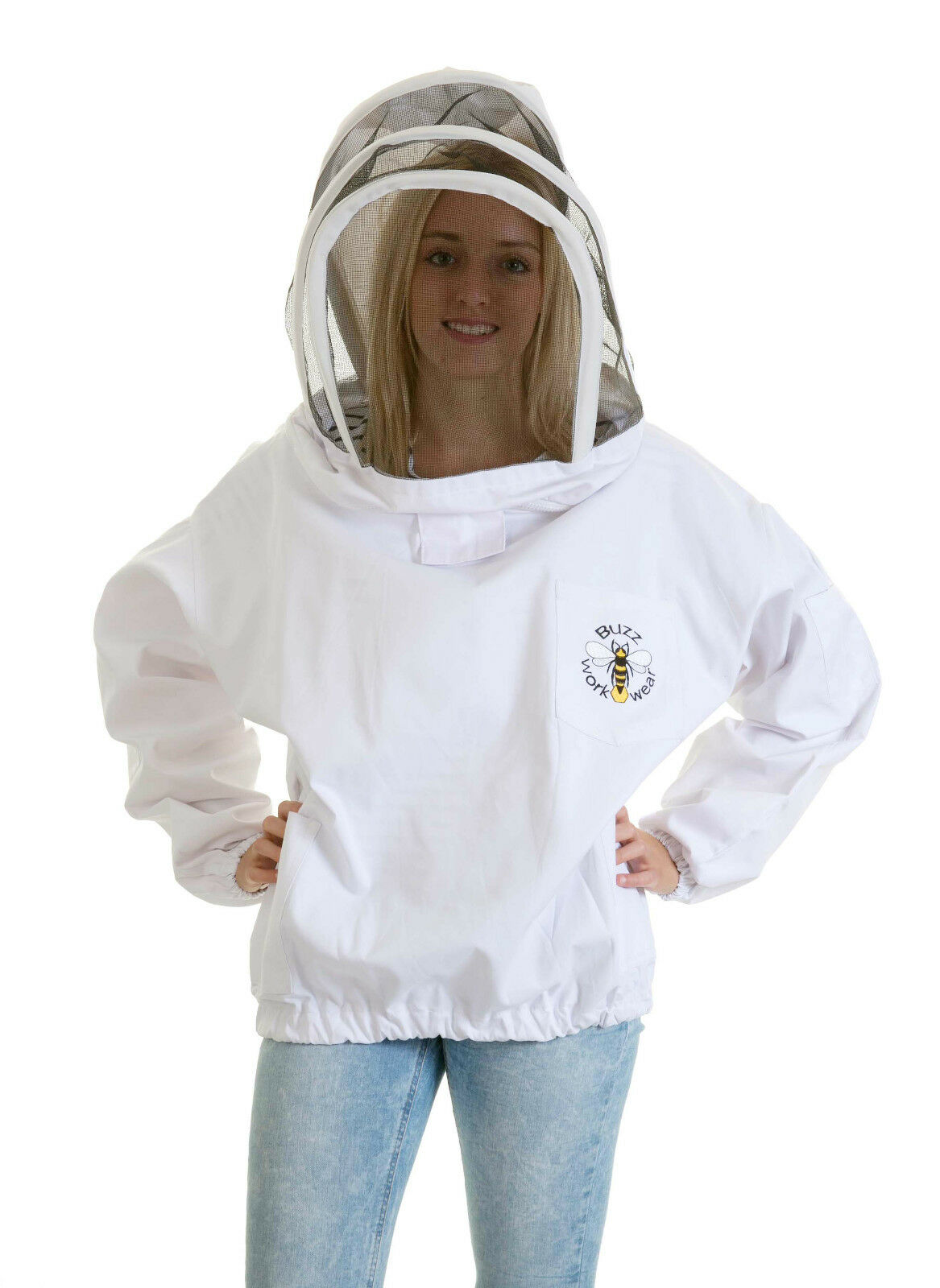 Buzz Beekeepers Jacket/Tunic (Fencing veil) - ALL SIZES
