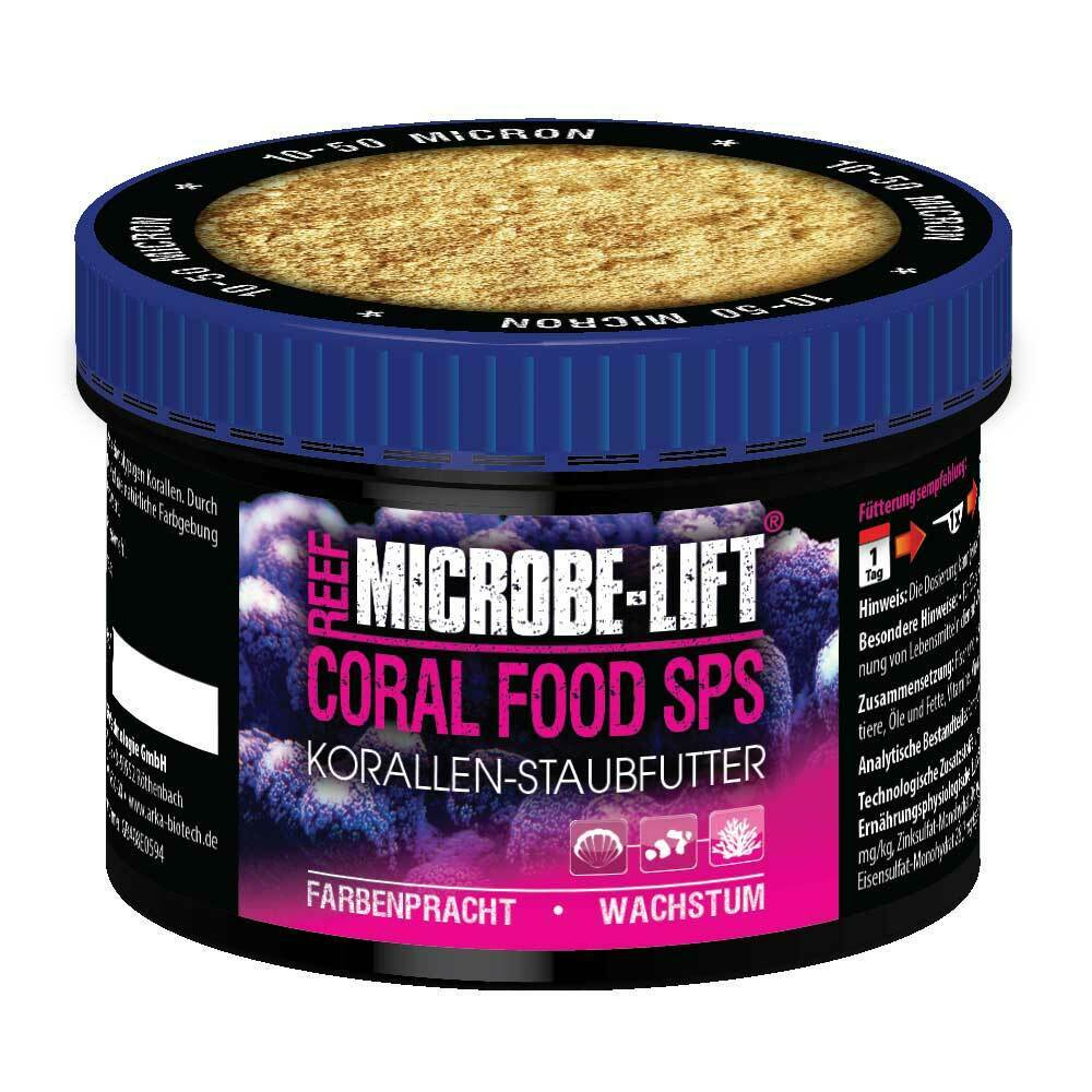 + MICROBE-LIFT Coral Food SPS 100g