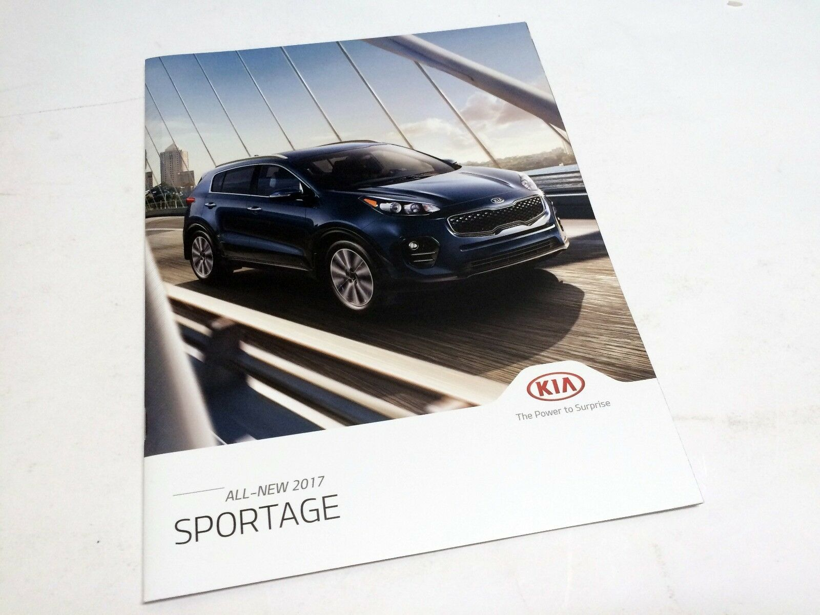 2017 Kia Sportage Brochure 1 of 1Only 1 available ...
