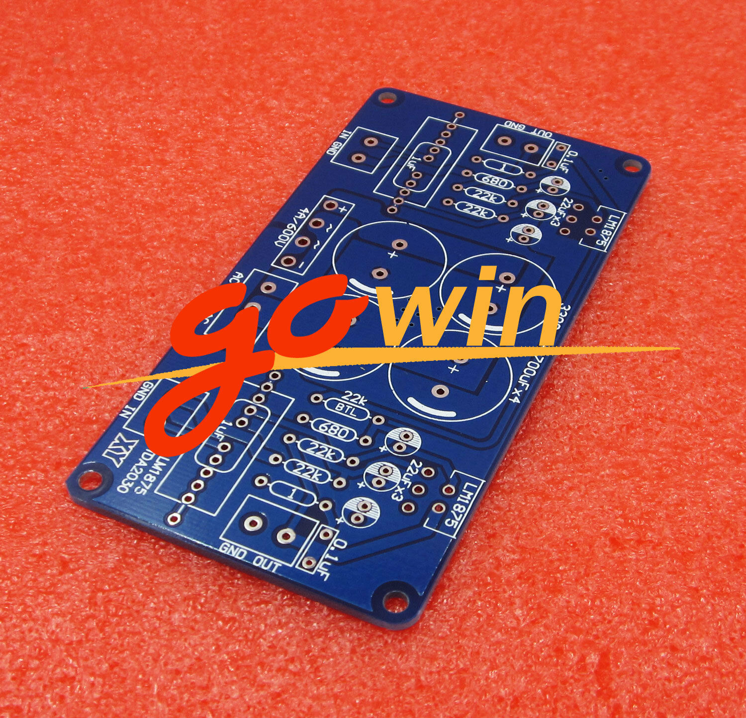 Lm1875t Lm675 Tda2030 Tda2030a Audio Power Amplifier Pcb Board Diy Amplifierwith 1 Of 4only 5 Available See More