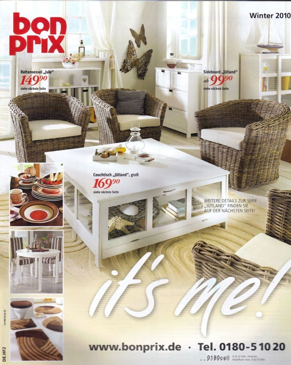 katalog bon prix winter 2010 wohnwelt neu und. Black Bedroom Furniture Sets. Home Design Ideas
