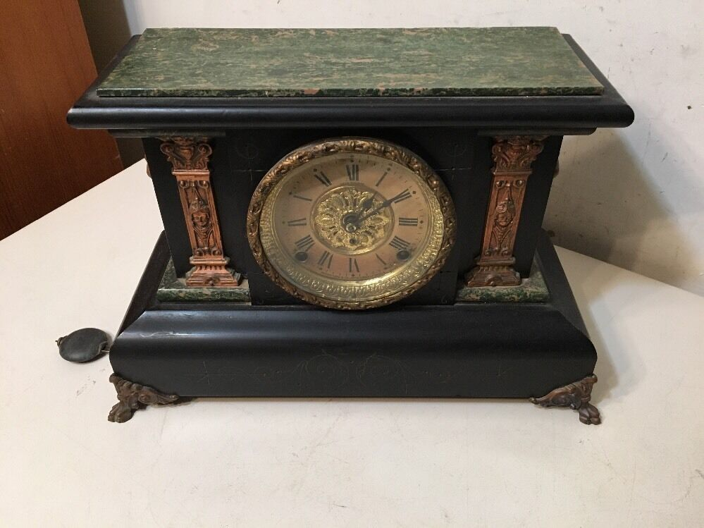 dating seth thomas adamantine mantel clock Find great deals on ebay for 1880 seth thomas adamantine clock shop with confidence.