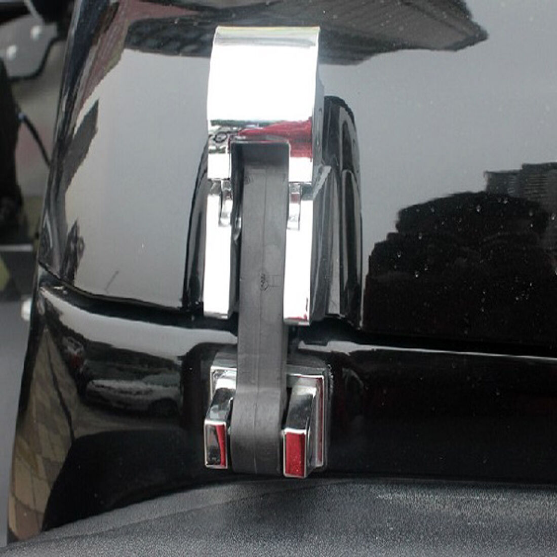 2pcs Aluminum Hood Catch Lock Latches Kit For Jeep Wrangler Jk 2 Release 1 Of 6free Shipping