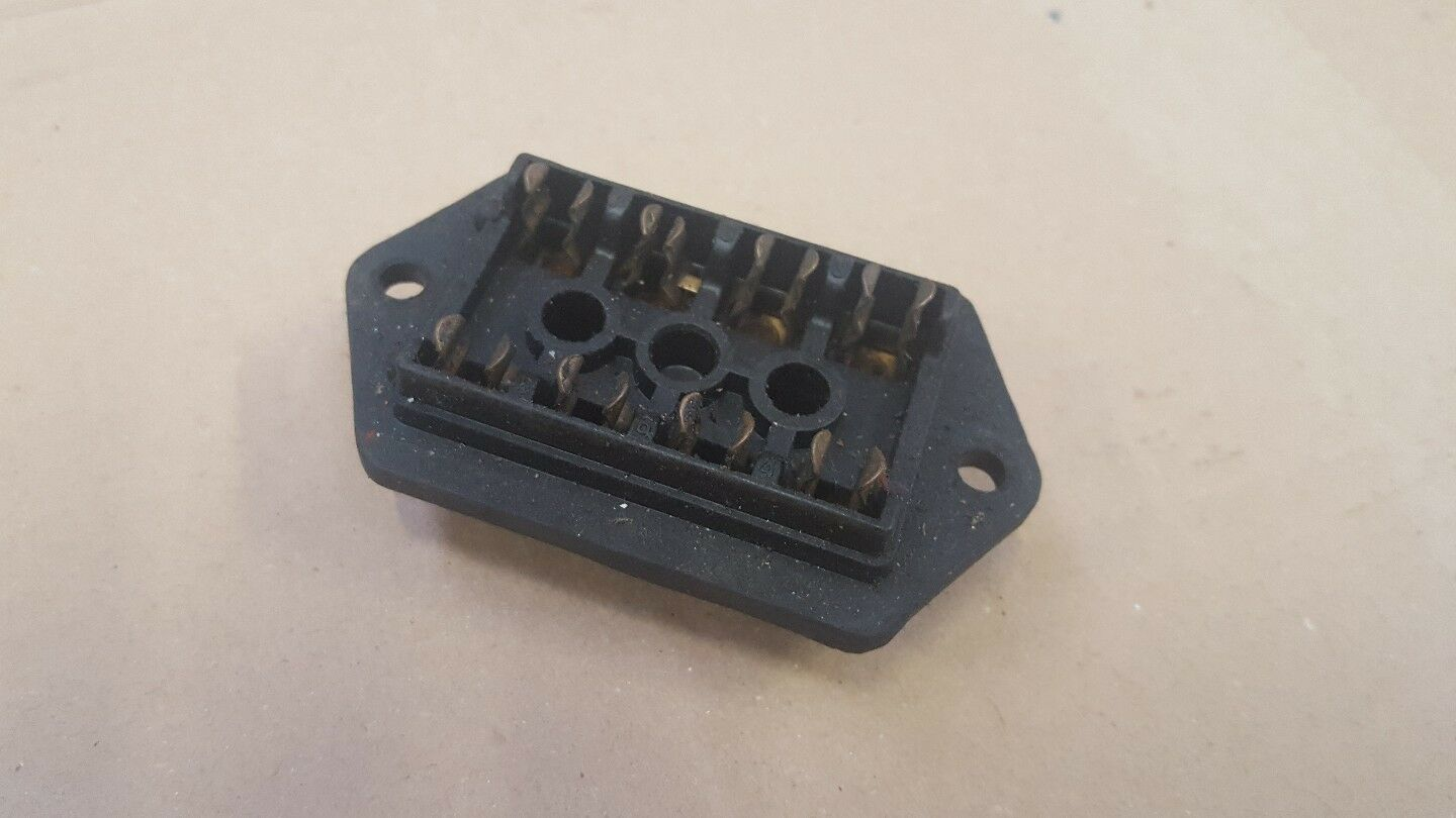 Land Rover Series 3 Lucas Fuse Box 1 of 1FREE Shipping ...