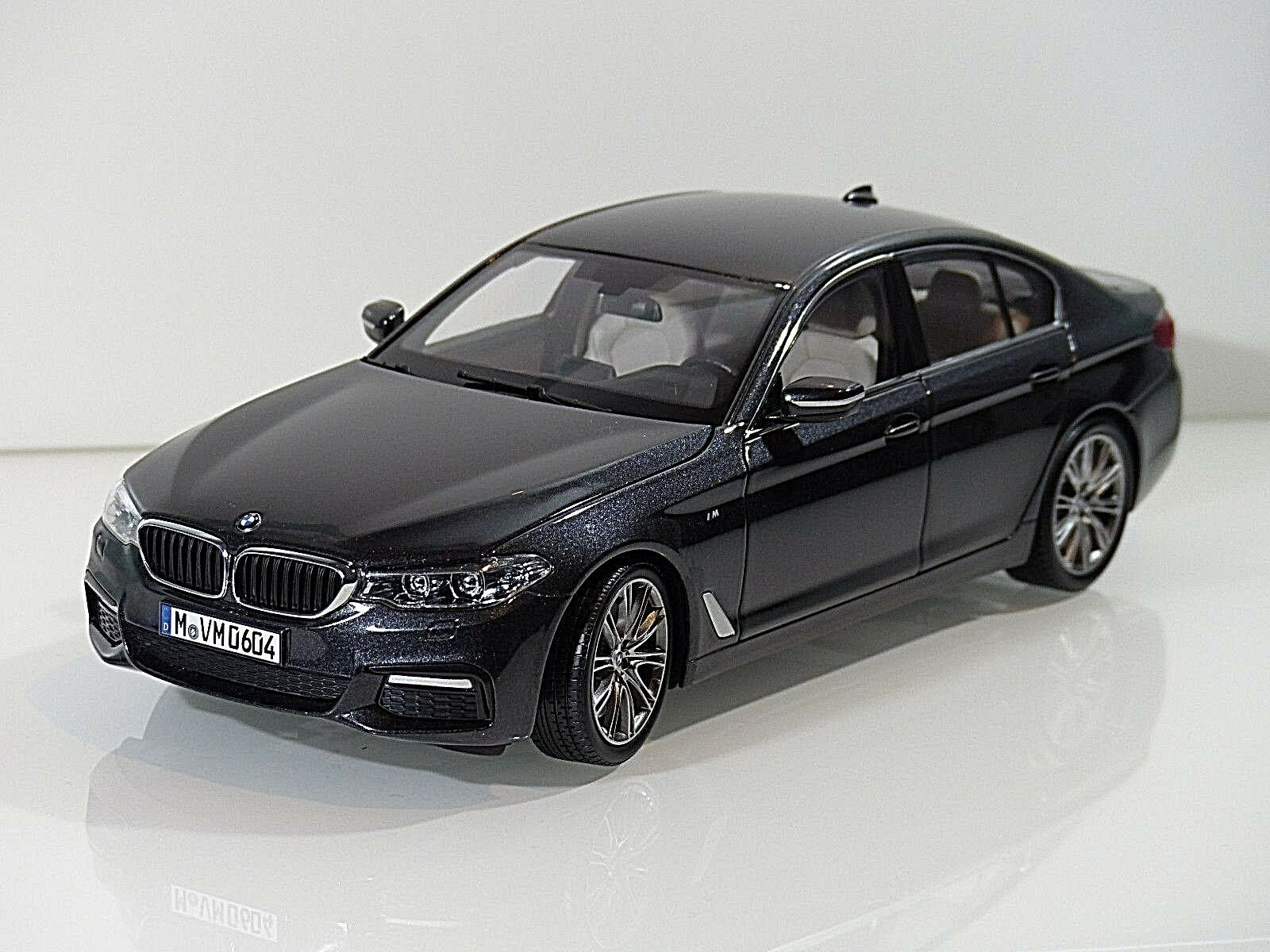 bmw 5er g30 limousine m paket 2017 sophisto grau kyosho. Black Bedroom Furniture Sets. Home Design Ideas