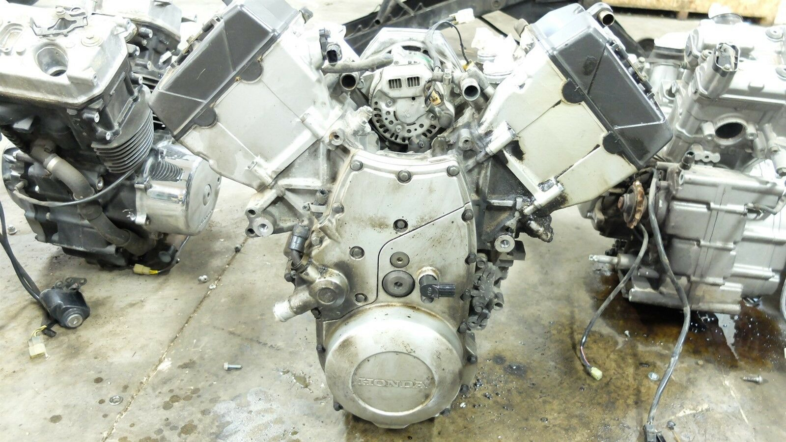 04 Honda ST 1300 ST1300 Pan European engine motor 1 of 11Only 1 available  See More
