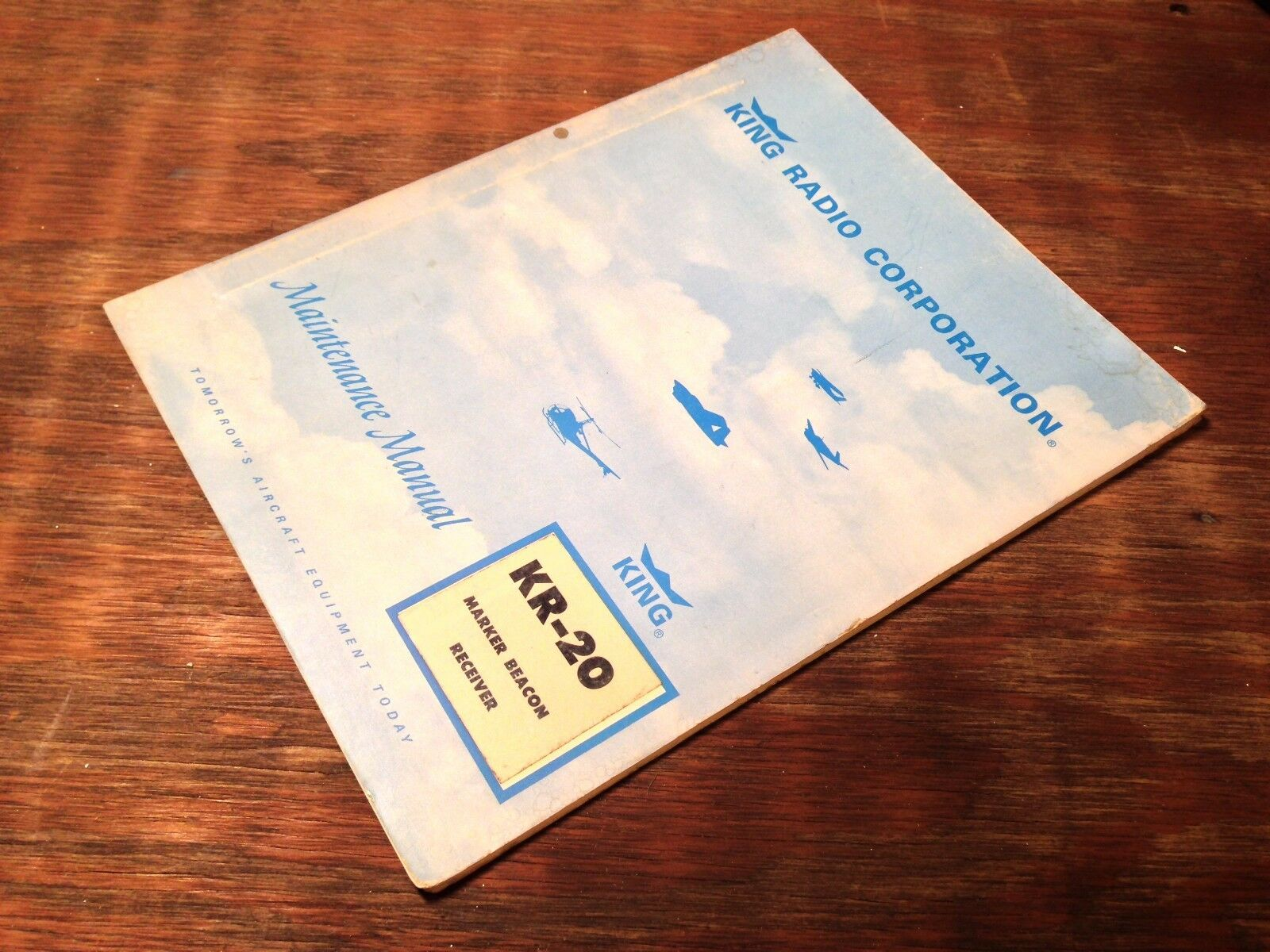 King KR 20 install & service manual 1 of 11Only 1 available King KR 20  install ...