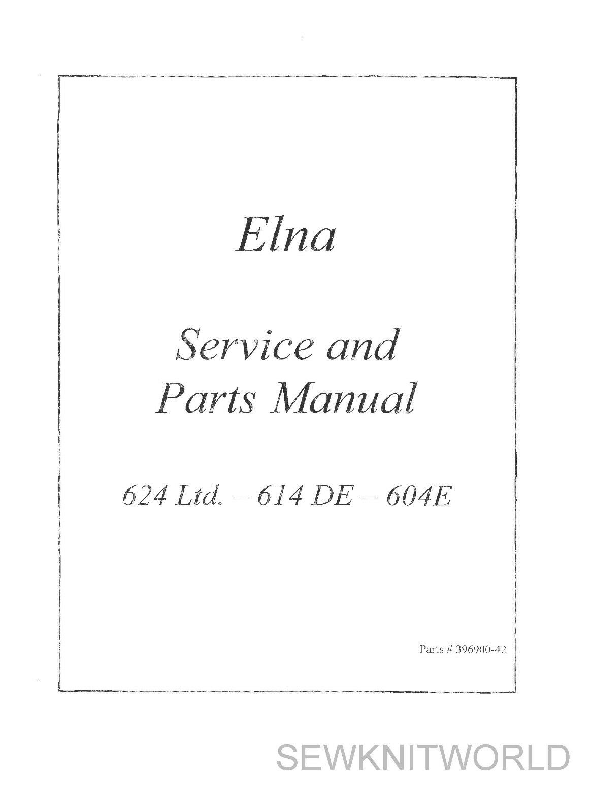 elna supermatic service manual pdf