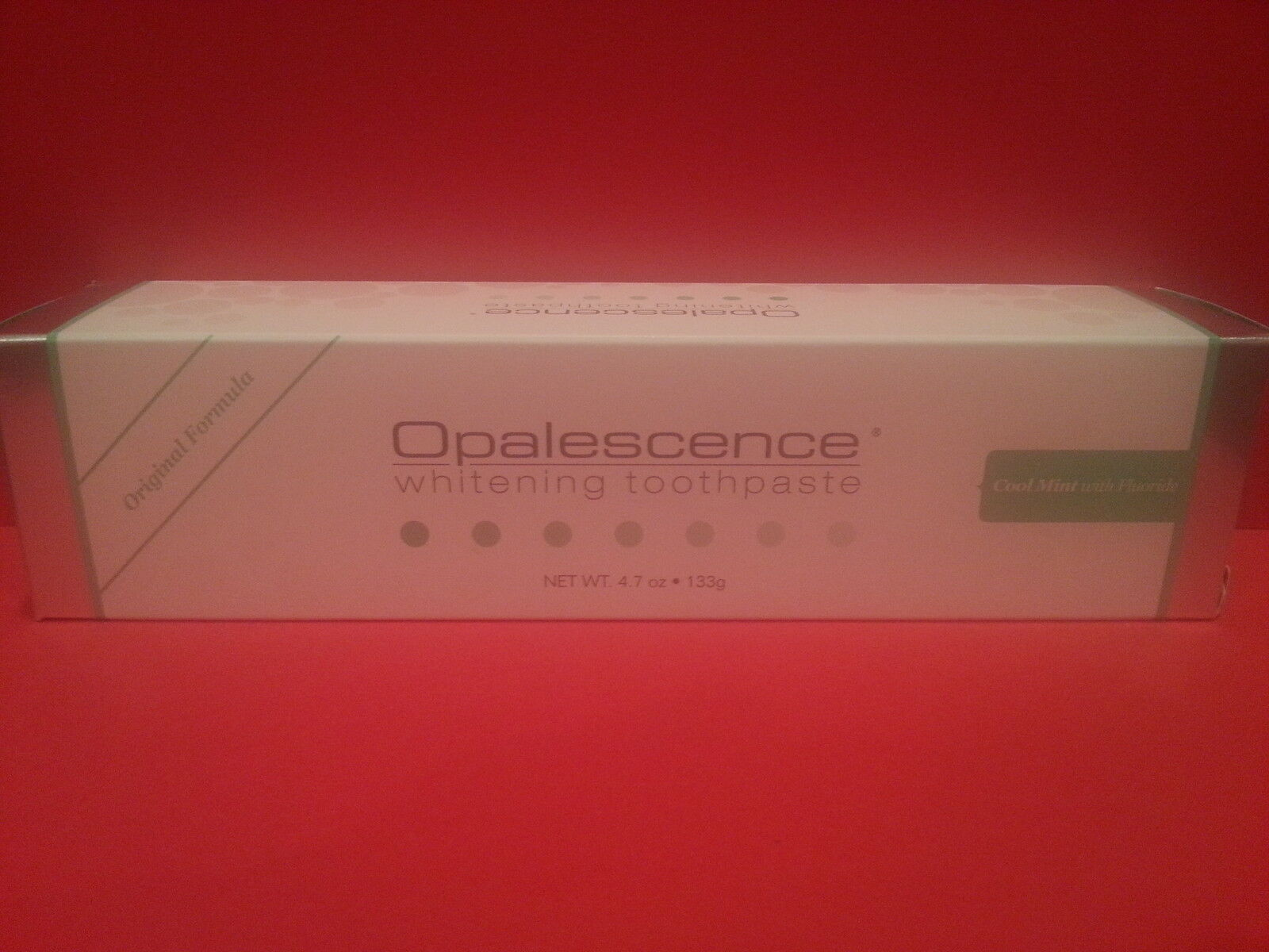 Opalescence Toothpaste 4.7 oz 1 Tube Mint