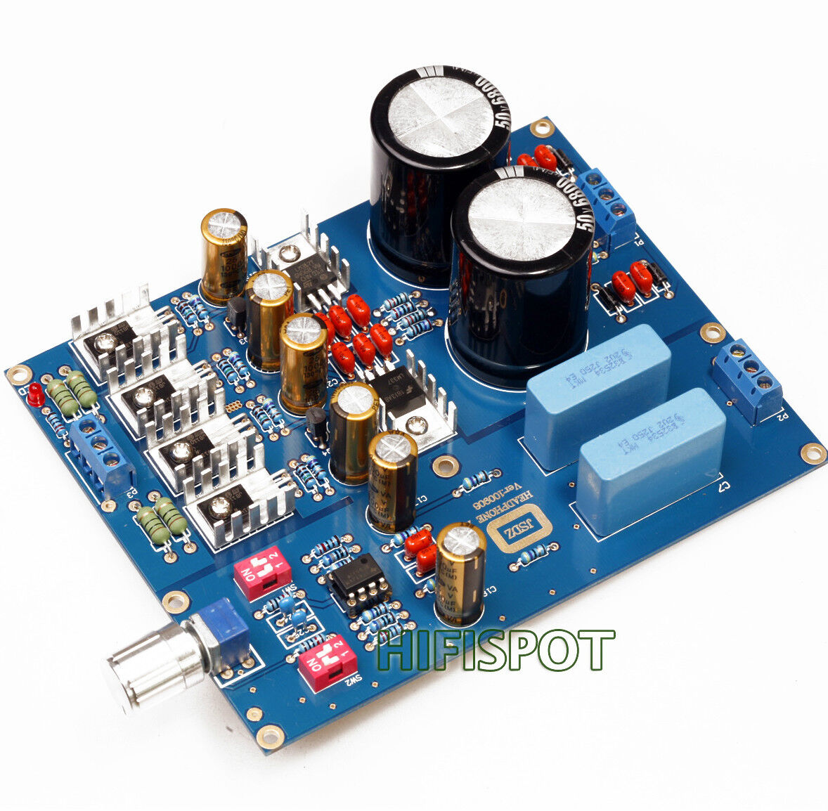 Zen Headphone Amplifier Electronics Diy Kit Base On Lehmann Amp Circuit Software Gt Layout Creator Fever Building My