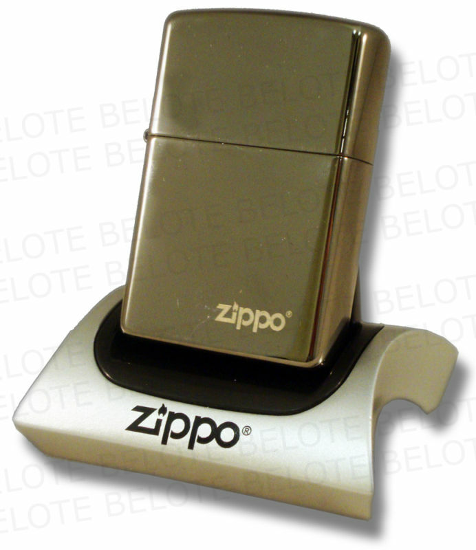 Zippo Lighter Magnetic Display Base Stand for Lighters