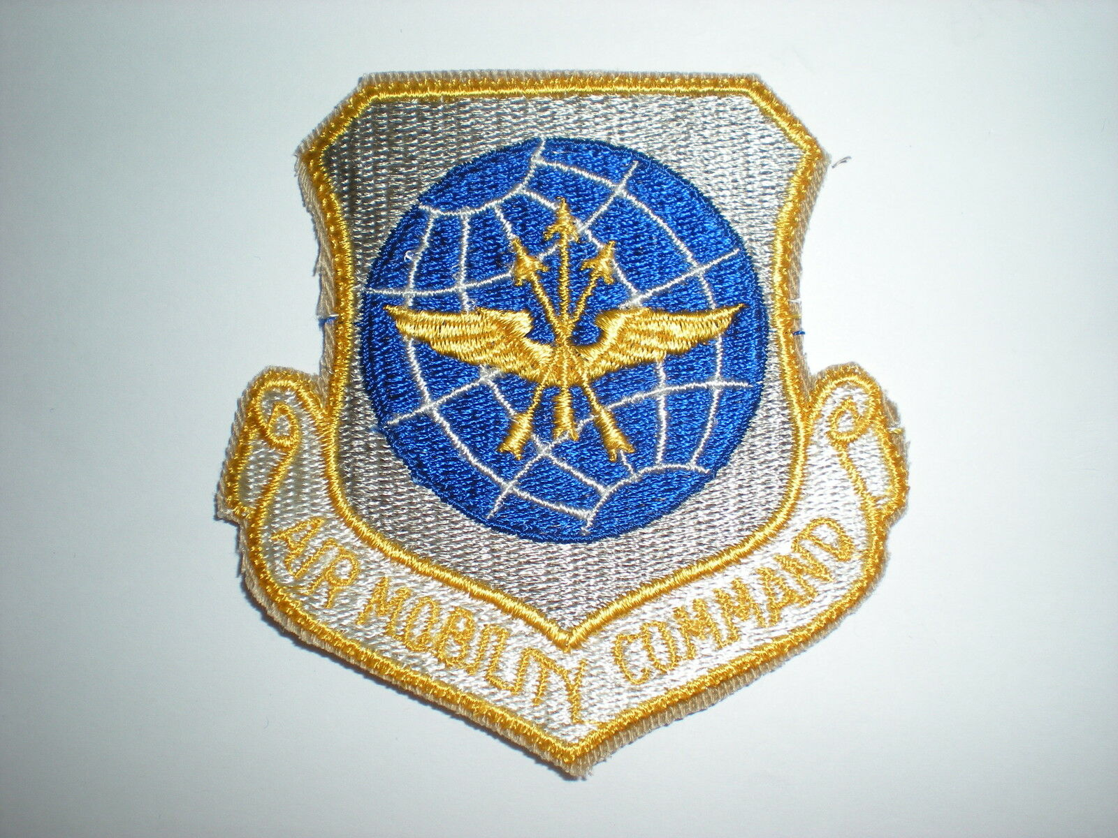 Usaf Air Mobility Command Amc Patch