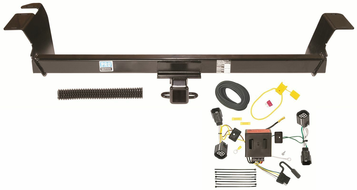 2011 2017 Dodge Grand Caravan Trailer Hitch W Wiring Kit Class 3 Tow Harness 1 Of 4only 4 Available See More