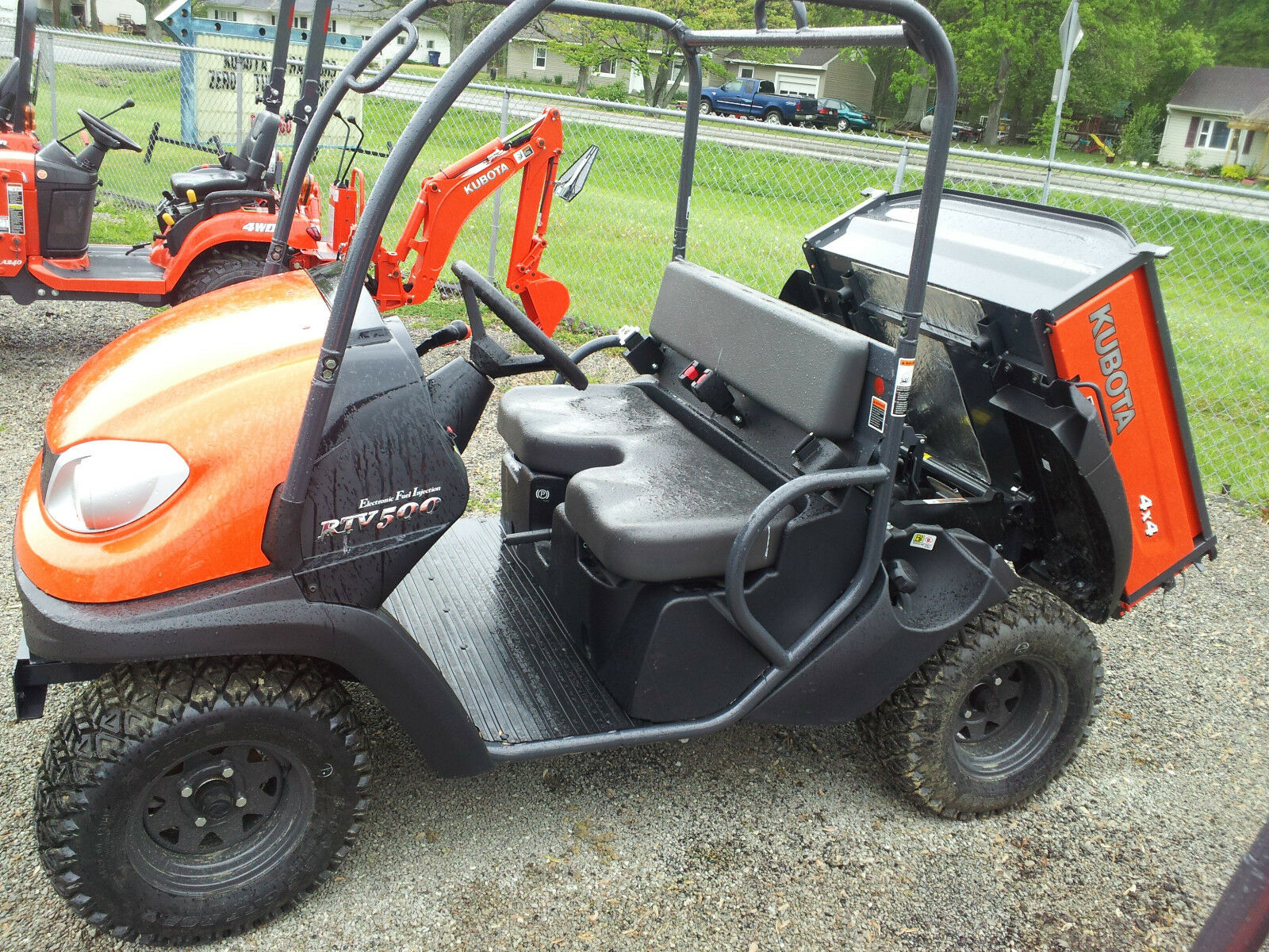 Kubota Rtv 500 Hydraulic Bed Lift Kit 149500 Picclick Wiring Schematic 1 Of 2only 2 Available