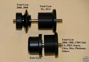 Total Gym wheels, Total Gym Parts, Euro Gym Wheels Now!
