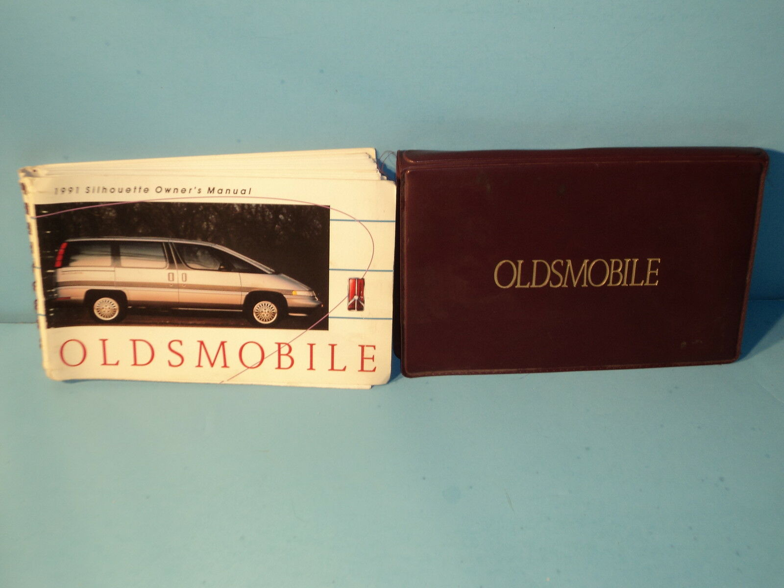 91 1991 Oldsmobile Silhouette owners manual 1 of 1Only 1 available ...