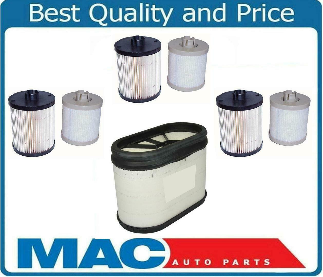 F250 F350 F450 F550 64l 3 Fuel Water Separator Coalescer Cartidge 2011 Ford F 250 Filter Cap Air 1 Of 1free Shipping